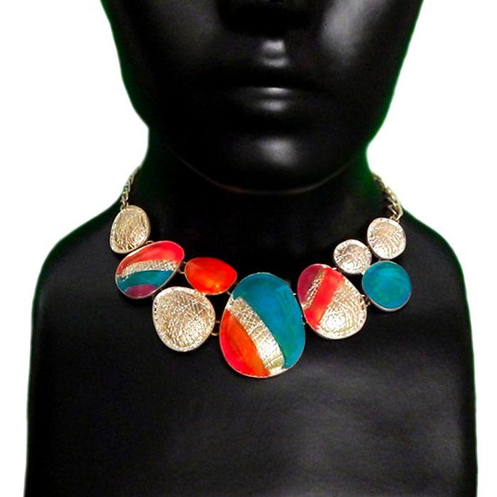 Fancy Necklace - mk - 600040