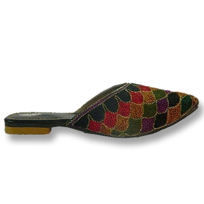 Rajasthani Half Shoe - 11175