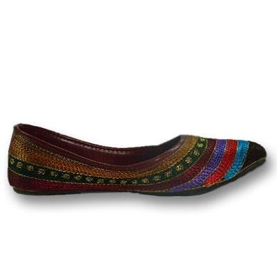 Rajasthani Shoe - 11177