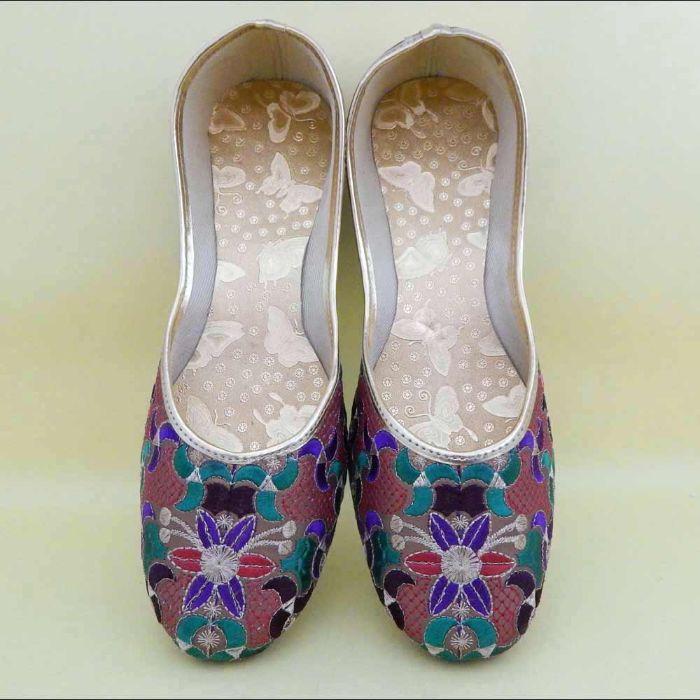 Rajasthani Shoe-ak-11552